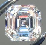 SOLD....Loose Diamond: .75ct K, Faint Brown VVS2 Asscher Cut Diamond GIA R6761