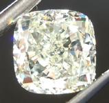 SOLD.....Loose Diamond: 1.40ct O-P VS1 Cushion Cut Diamond GIA R877