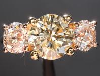 SOLD...1.50ct U-V VS1 Round Brilliant Diamond Ring R6436
