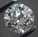 SOLD.....0.97ct L SI1 Old European Cut Diamond R6947