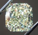 SOLD....Yellow Diamond: 4.06ct Y-Z Flawless Radiant Cut Diamond RARE GIA R7165