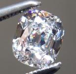 Loose Colorless Diamond: .62ct D VS1 Old Mine Brilliant Diamond GIA R7230