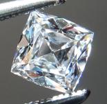 Loose Colorless Diamond: .50ct D VS2 Peruzzi Cut Diamond GIA R7298