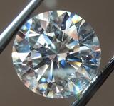 SOLD.....Loose Colorless Diamond: 3.24ct J SI2 Round Brilliant Diamond GIA R7320