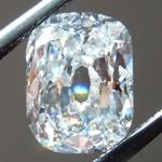 SOLD.....Loose Colorless Diamond: .75ct G I2 Cushion Brilliant Diamond GIA R7323