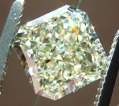 SOLD.....Loose Yellow Diamond: 2.22ct Y-Z SI1 Radiant Cut Diamond GIA R7359