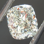 1.20ct L VVS2 Cushion Cut Diamond GIA R4704