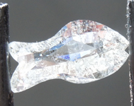 SOLD....Fish Diamond: 2.12ct J-K Fish Shape Diamond R7477