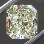 SOLD.........Loose Yellow Diamond: 2.20ct Y-Z VVS2 Radiant Cut Diamond GIA R7537
