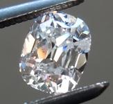 0.55ct F I1 Cushion Cut Diamond R6811