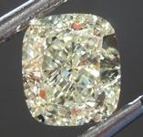 1.01ct W-X VS2 Cushion Cut Diamond R7607