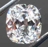 SOLD.......Loose Colorless Diamond: 2.00ct E SI2 Cushion Brilliant Diamond GIA R7629