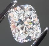 1.01ct G SI2 Cushion Cut Diamond R7647