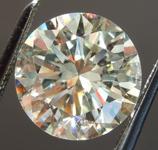 Loose Diamond: 2.69ct M VVS2 Round Brilliant Diamond GIA R7654