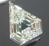 SOLD......Loose Diamond: .68ct K VS1 Kite Diamond GIA R7649