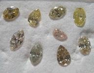 SOLD....Loose Diamond Parcel: 4.79ctw Natural Fancy Mixed Shape Diamond Parcel R7742