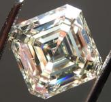SOLD.....4.52ct U-V VS1 Asscher Cut Diamond GIA R7763