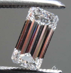 SOLD....41ct E VS1 Emerald Cut Diamond GIA R7588