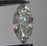 .25ct Fancy Light Gray VS1 Marquise Diamond GIA R7797