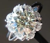 SOLD.......1.90ct O-P VS1 Round Brilliant Diamond Ring GIA R7867