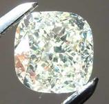 1.01ct U-V VS1 Cushion Cut Diamond GIA R7870