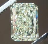 SOLD.....2.00ct W-X SI1 Radiant Cut Diamond R7890
