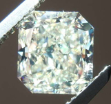 1.51ct U-V VS1 Radiant Cut Diamond R7891