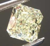 SOLD....1.01ct W-X VS2 Radiant Cut Diamond R7952