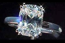 SOLD....Ring: GIA 2.03ct J/VS Cushion Cut Diamond Solitaire R1368