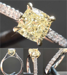 Cathedral Diamond Solitaire SO7861