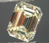 SOLD....1.01ct Y-Z SI1 Emerald Cut Diamond R8158