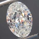 SOLD.....3.26ct I SI2 Oval Shape Diamond R8162