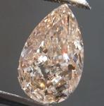 SOLD....2.02ct W-X I1 Pear Shape Diamond R8168