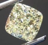 SOLD.....2.01ct W-X VS1 Cushion Cut Diamond R8220