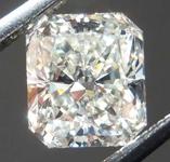 SOLD....1.02ct K VS1 Radiant Cut Diamond R8247