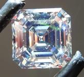 SOLD....2.01ct M VS1 Asscher Cut Diamond R8303