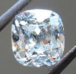 1.12ct G SI2 Cushion Cut Diamond R8304