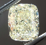 SOLD....2.00ct U-V VS2 Cushion Cut Diamond R8419