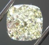 SOLD....2.70ct W-X VS1 Cushion Cut Diamond R8421