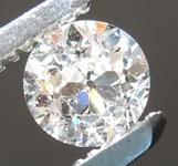 0.39ct G SI1 Circular Brilliant Diamond R8357