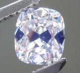 SOLD....0.55ct H VS2 Old Mine Brilliant Diamond R8443