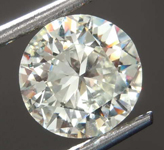 SOLD....2.06ct O-P VS1 Round Brilliant Diamond R8496