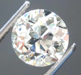 SOLD......1.46ct K VVS2 Old European Cut Diamond R8509