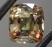 1.58ct Cushion Cut Alexandrite R8577