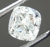 0.51ct J SI2 Cushion Cut Diamond R8481