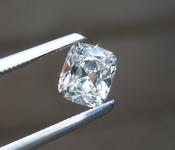 SOLD.....0.51ct H VS1 Cushion Cut Diamond R8672