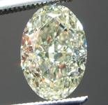 1.51ct U-V SI1 Oval Shape Diamond R8691