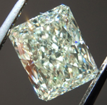 SOLD....2.33ct W-X VS1 Radiant Cut Diamond R8720
