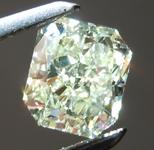 1.00ct W-X VVS2 Radiant Cut Diamond R8739