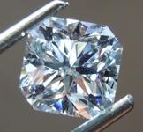 SOLD.....1.01ct E I1 Radiant Cut Diamond R8752